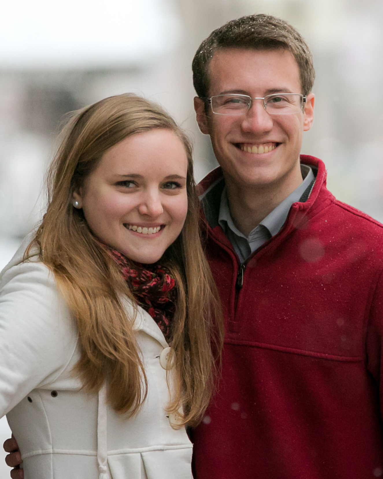 Kevin & Maria Noyes