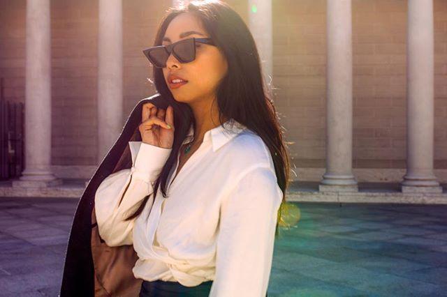 Model || @genevieve.diaz . . . . #commedesgarcons #fashion #bayareaportraits #sanfrancisco #celine #hypebeaststyle #hypebae
