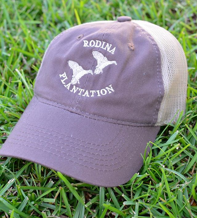 We love creating one-of-a-kind pieces with your logo and our custom embroidery! We have a variety of hat styles and colors - give us a call or swing by to discuss a custom creation for your business! #customembroidery #skylinegraphicsmedia #truckerhat #plantationhat #personalized #thomasvillegeorgia #lifeinthesouth #southernliving