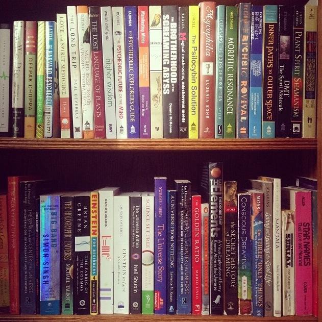PsychedelicBookshelf