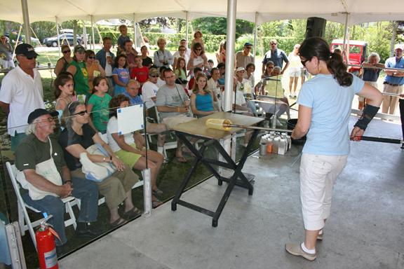 Corning Museum of Glass Roadshow: Nantucket, MA
