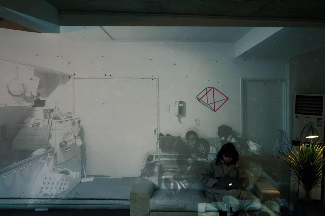 装置展示 @北京,北新桥凹凸空间,2018年12月