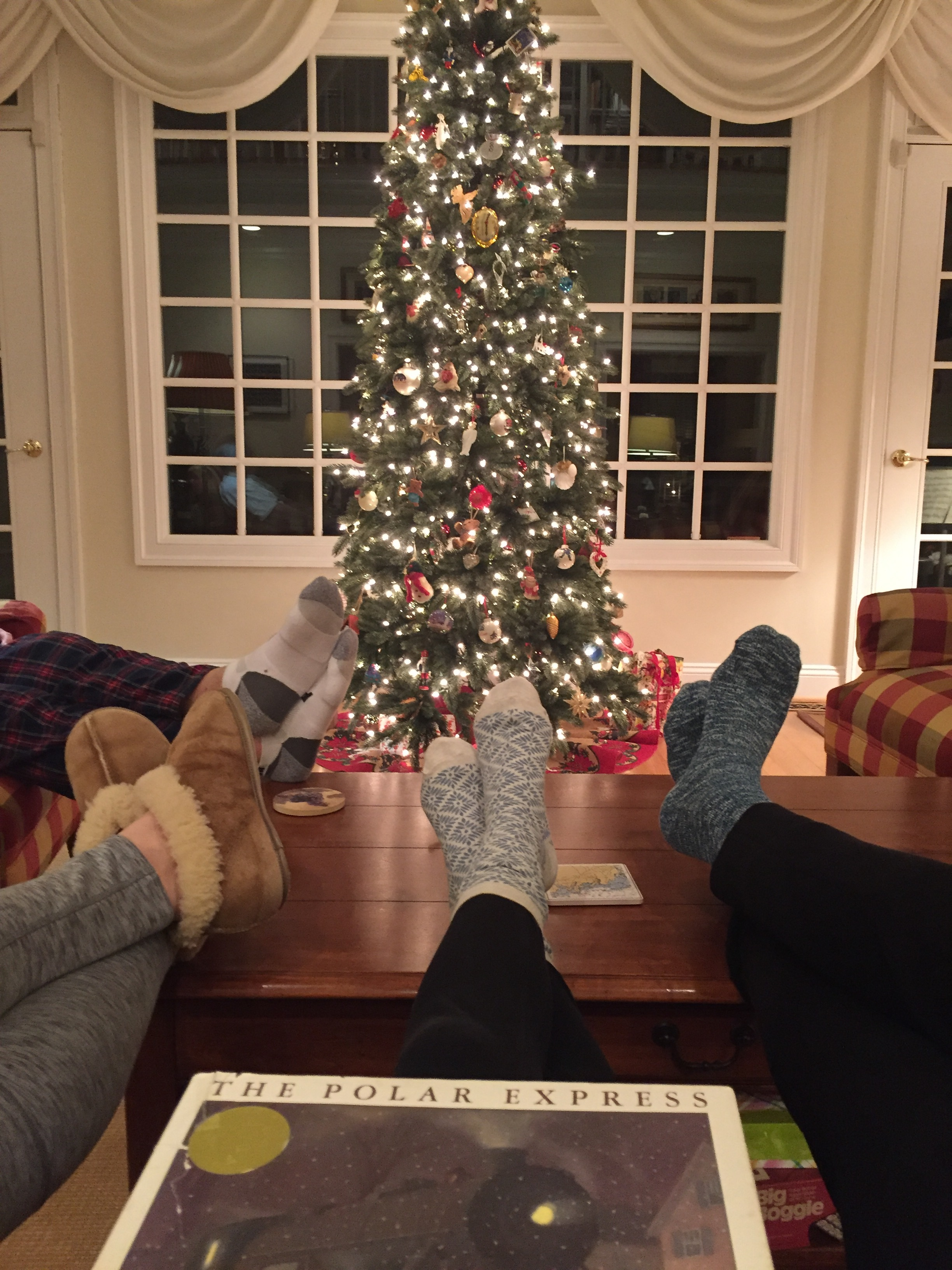 Christmas Eve storytime