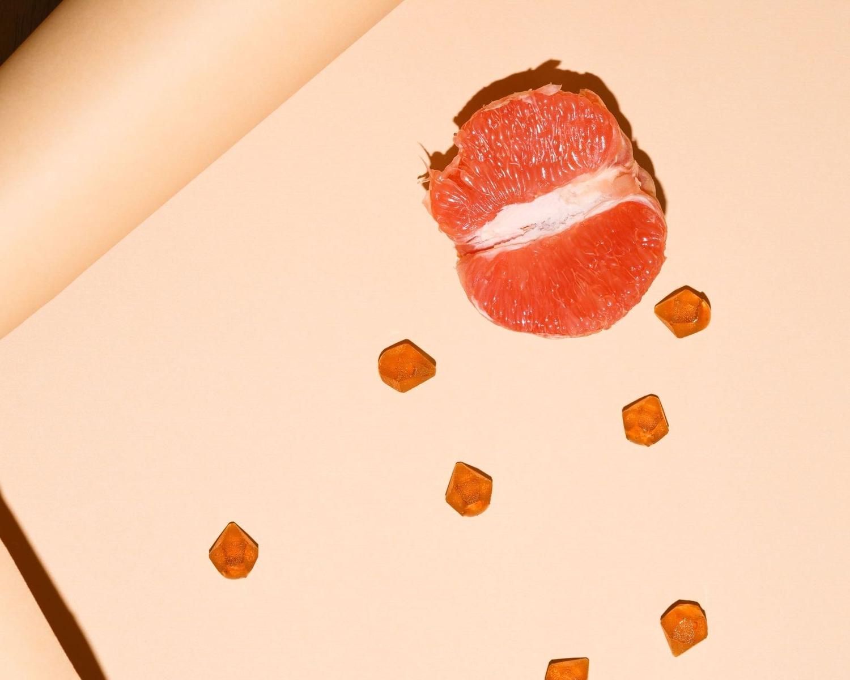 Citrus - Infused with Citrine Quartz essence, and grapefruit and lime essential oils.