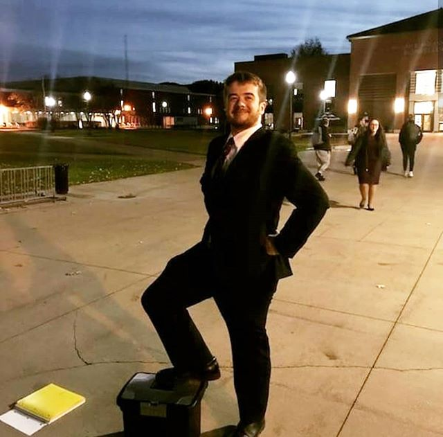 We would like to wish our brother and former councilman, Mathew Brown a Happy belated Birthday! We appreciate and love all you've done for this organization! Your brightness does not go unnoticed. We are excited to see what other ideas you have in store! Hope your day is great! #σαμ