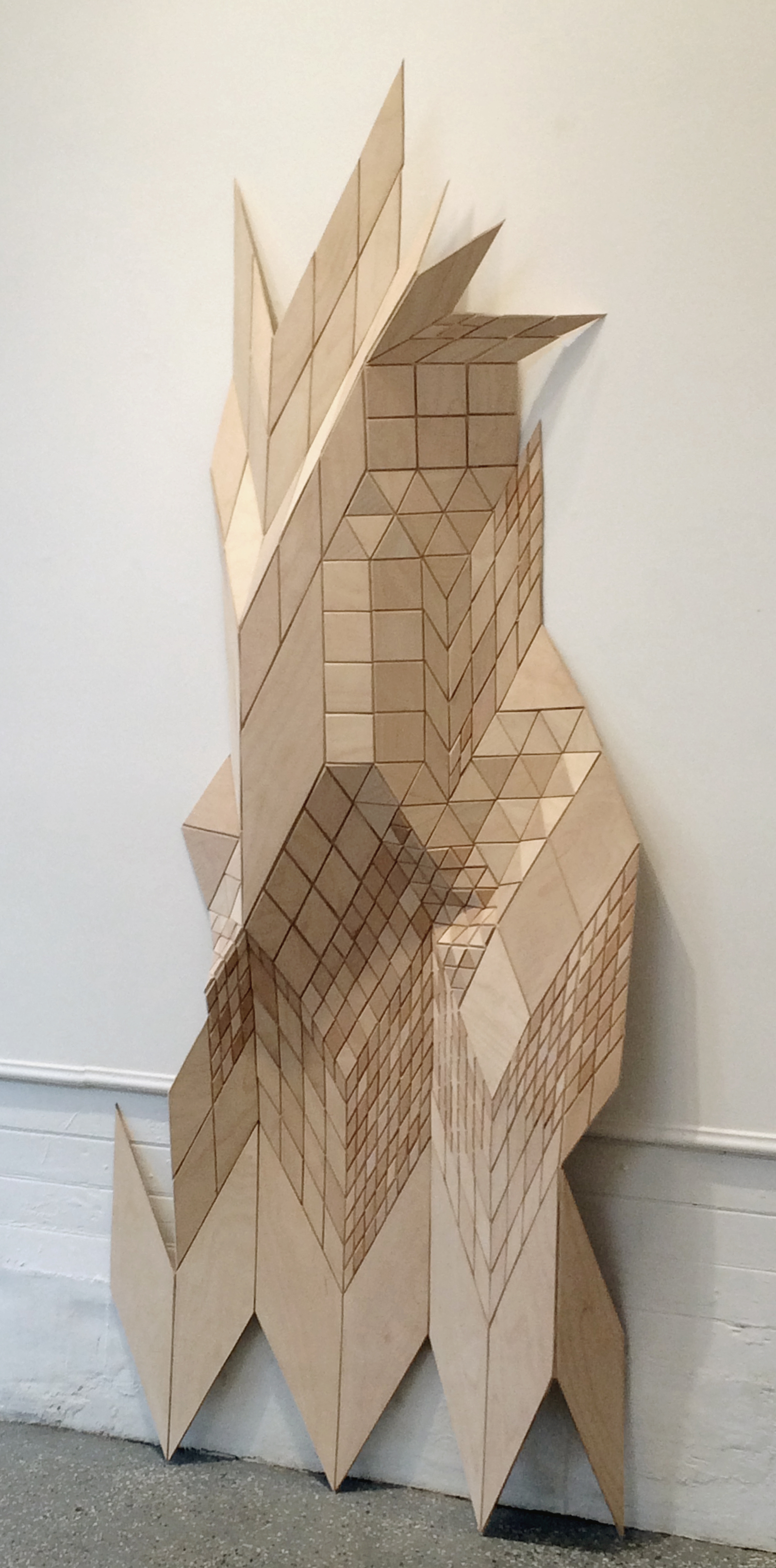 Tiling Field Shift #3