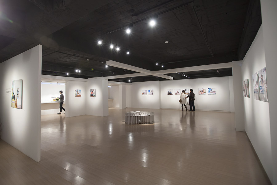 Solo Exhibition (2012)