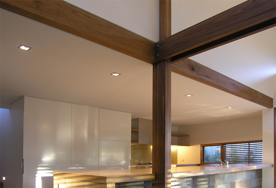 07 Kitchen beams