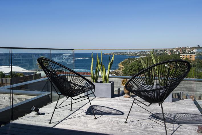 private terrace off master retreat