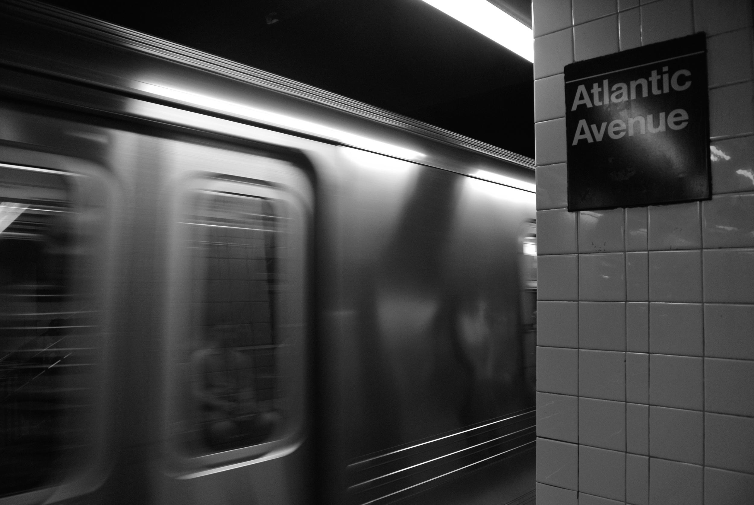 Atlantic Ave   Photography by Najha Restrepo