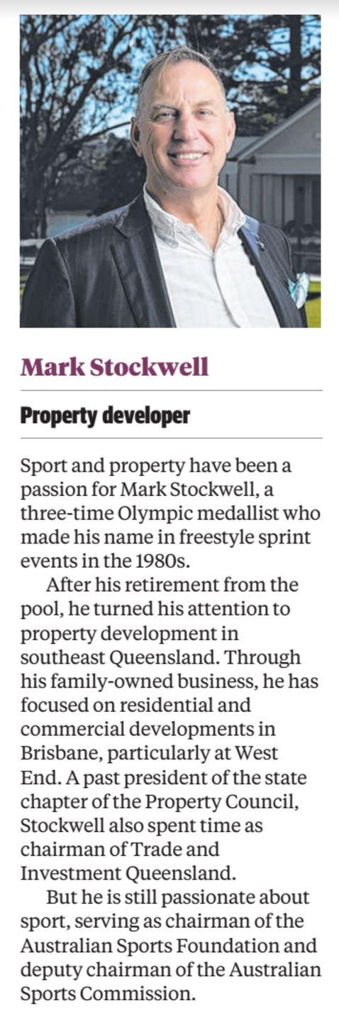 Mark Stockwell