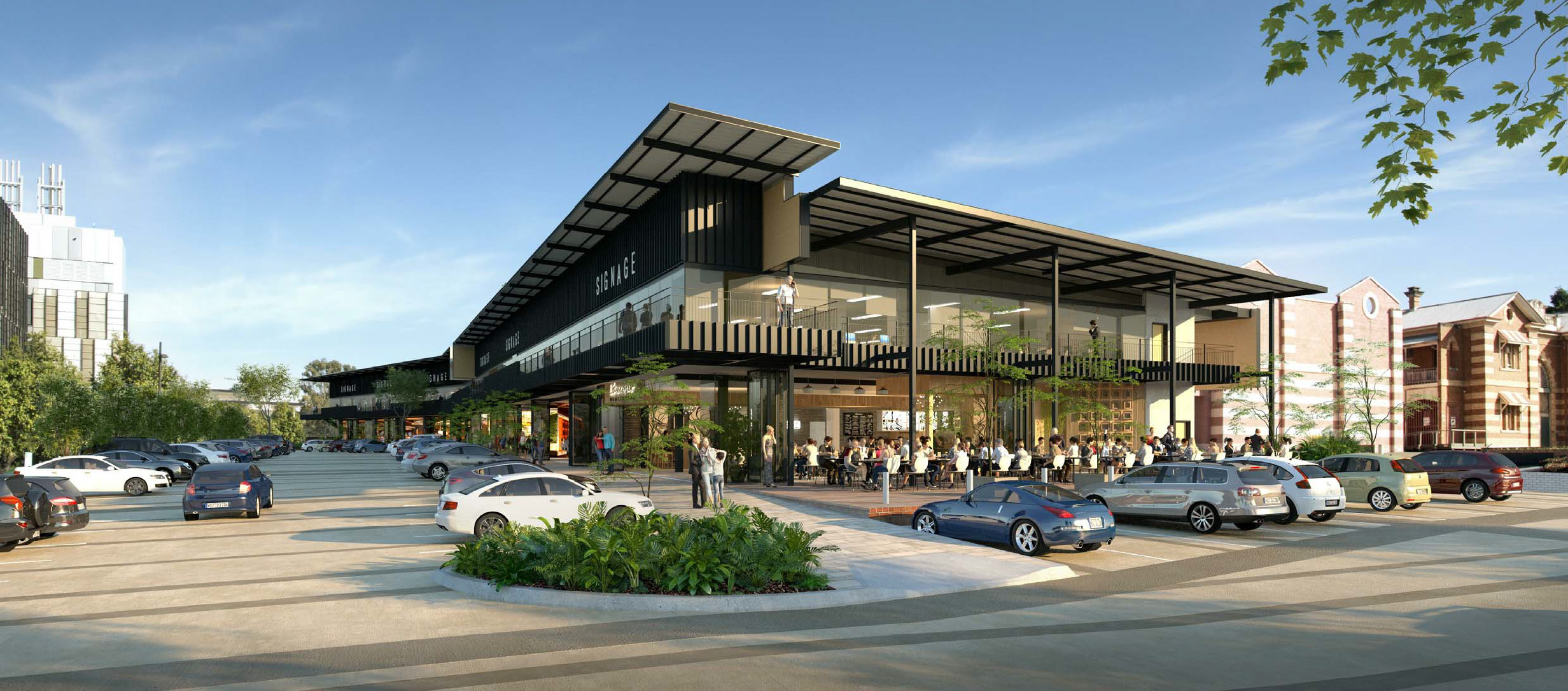 BOGGO ROAD BOULEVARD - RETAIL & COMMERCIAL