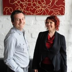 Morgan Williams & Kim Percy  Strategy, Web &. Design    designscope.com