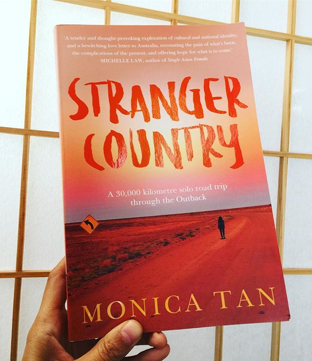 Ok, last plug I swear. Congrats again to my pal @hello.monicatan for her debut memoir 'Stranger Country'. I've known Mon since we were eight and making stories together on WordPerfect, and I'm so proud she's continued to make them in book form! 'Stranger Country is an important look at Australia's indigenous and migrant history and asks us to examine what roles indigenous and non-indigenous alike can play in ensuring a sustainable, compassionate, diverse and collaborative future for Australia. A must read (completely unbiased, of course!) 🧡 Grab your personally signed copy next week at @thechildrensbookshop if you can! . . . . #monicatan #chineseaustralian #indigenousaustralia #strangercountry @allenandunwin #outback #memoir #travelliterature #topend #arnhemland #solofemaletravel #broome #cairns #pilbara #australia