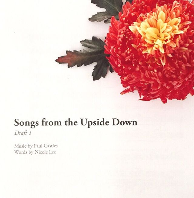 Finally finished (my) rewrites of a short opera Paul Castles and I once had performed by @VictorianOpera and @Chamber.Made! It is now an upside down song cycle with yes, lots of flowers 🌸☺️ . . . . #songsfromtheupsidedown #theupsidedown #songcycle #opera #music #paulcastles #composer #waswriting #flowers #victorianopera #chambermadeopera #writing #literature #poetry #draft #rewriting #bottlebrush #neruda #dog