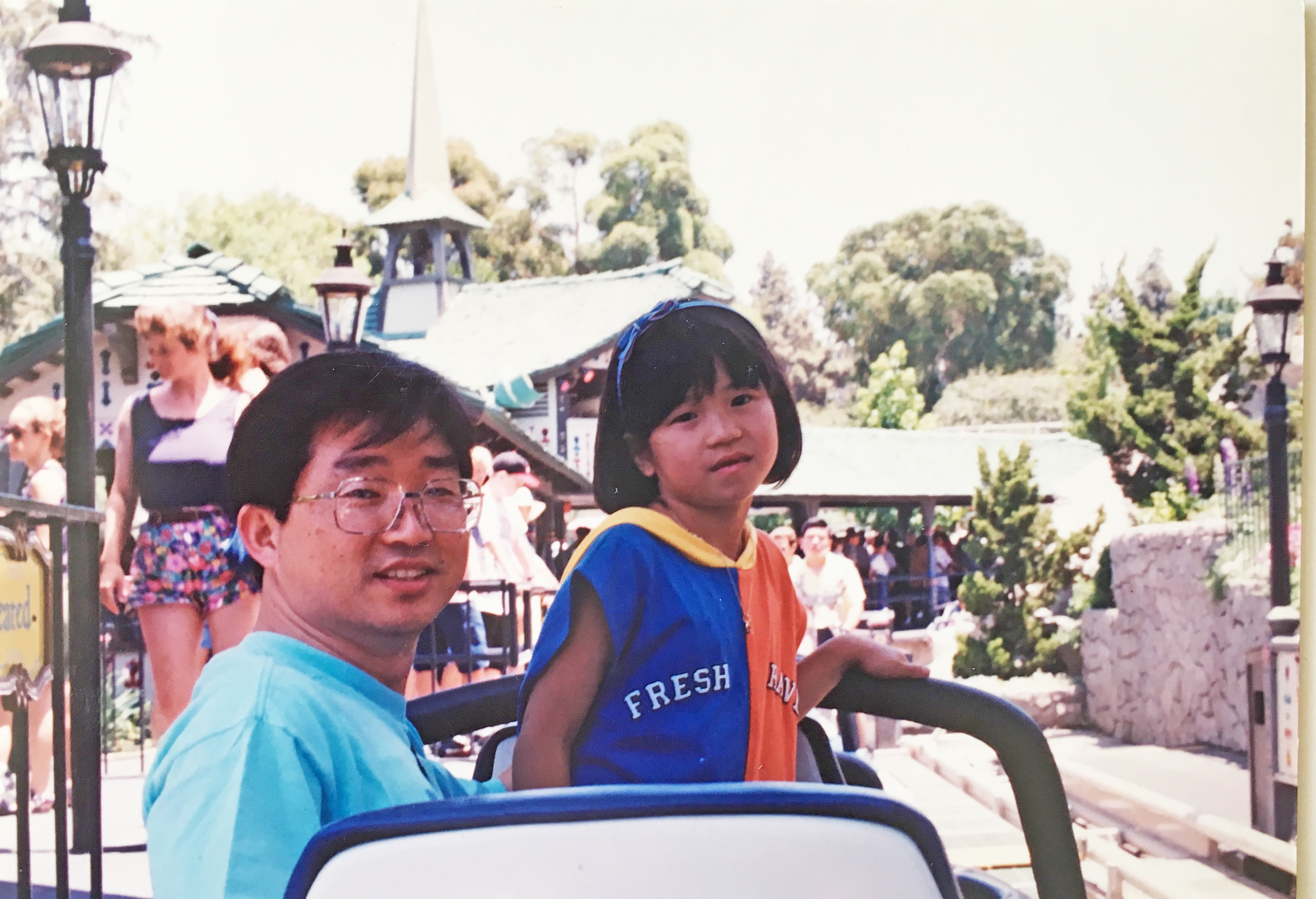 Disney Land with Abba