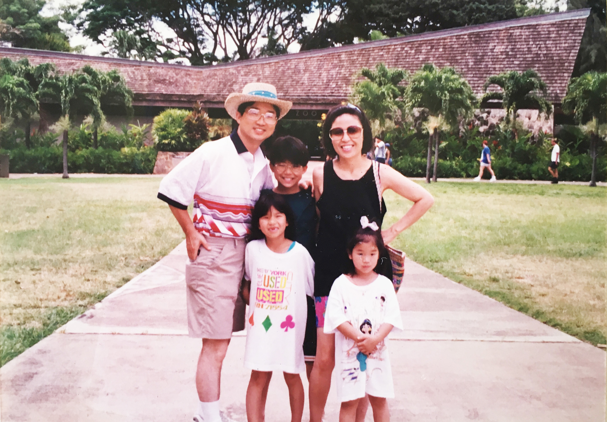 Our first family vacation in Honolulu, Hawaii