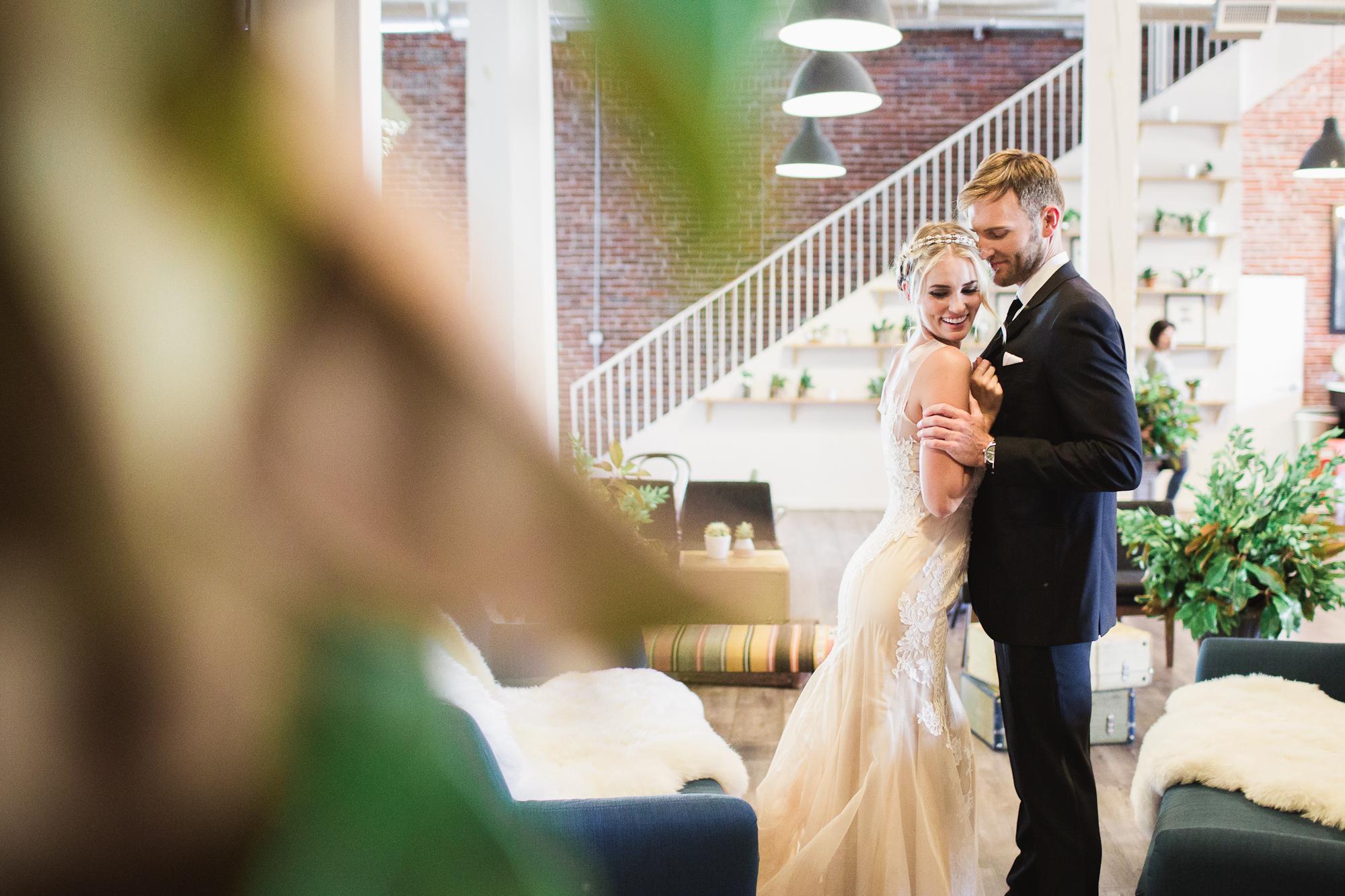 romantic los angeles weddings