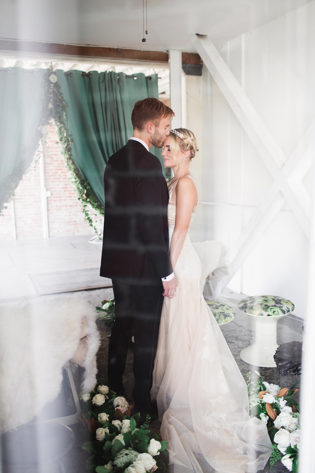 romantic la weddings