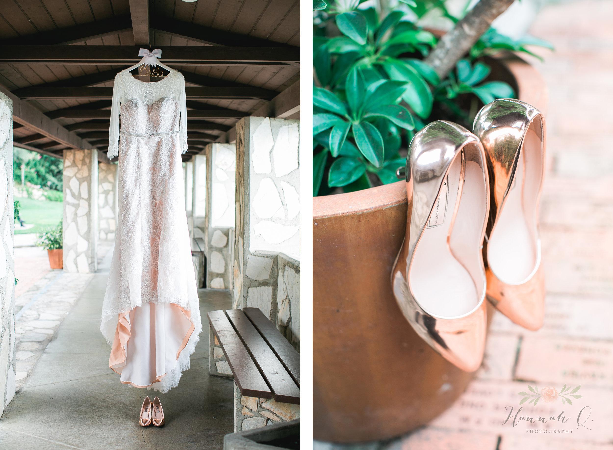 Metallic shoes--so so perfect.