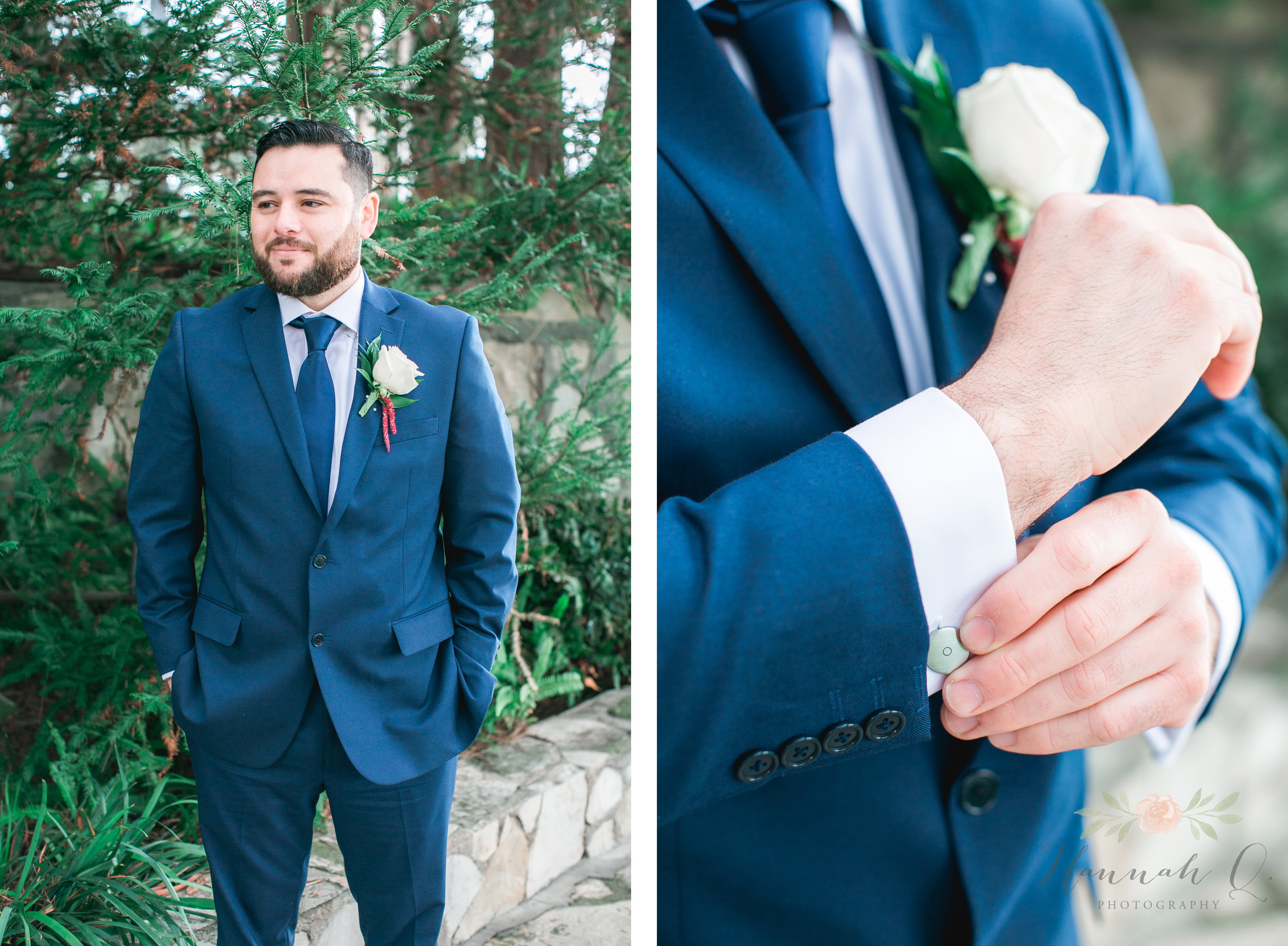 Anthony is either a natural or he did a little research on 'How-to-pose-for-wedding-photography'. I hardly had to direct him!