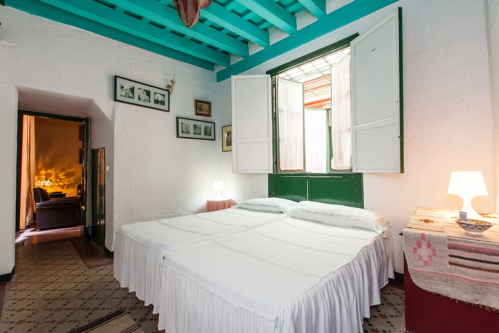 Our gorgeous AirBnB home (Images courtesy of Juan Antonio).