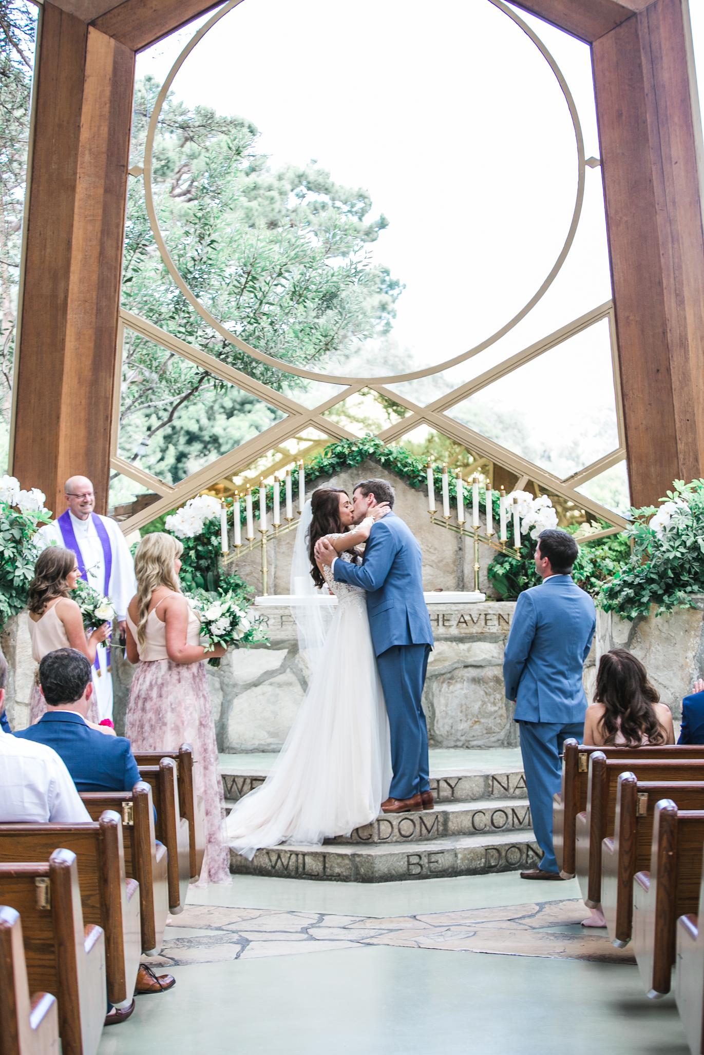 Wayfarer's Chapel Wedding Venue