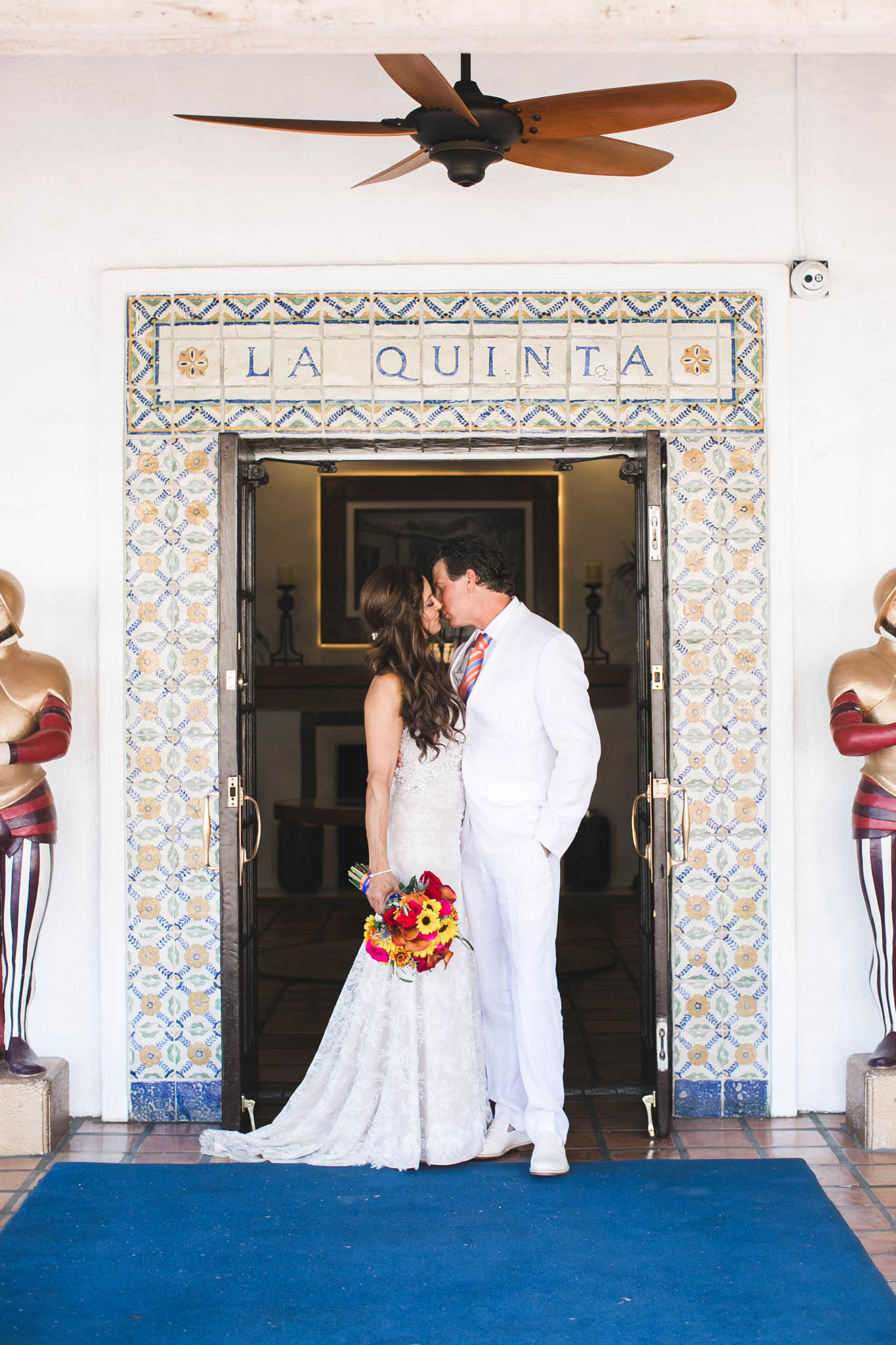 So many beautiful locations to shoot at the La Quinta Resort.