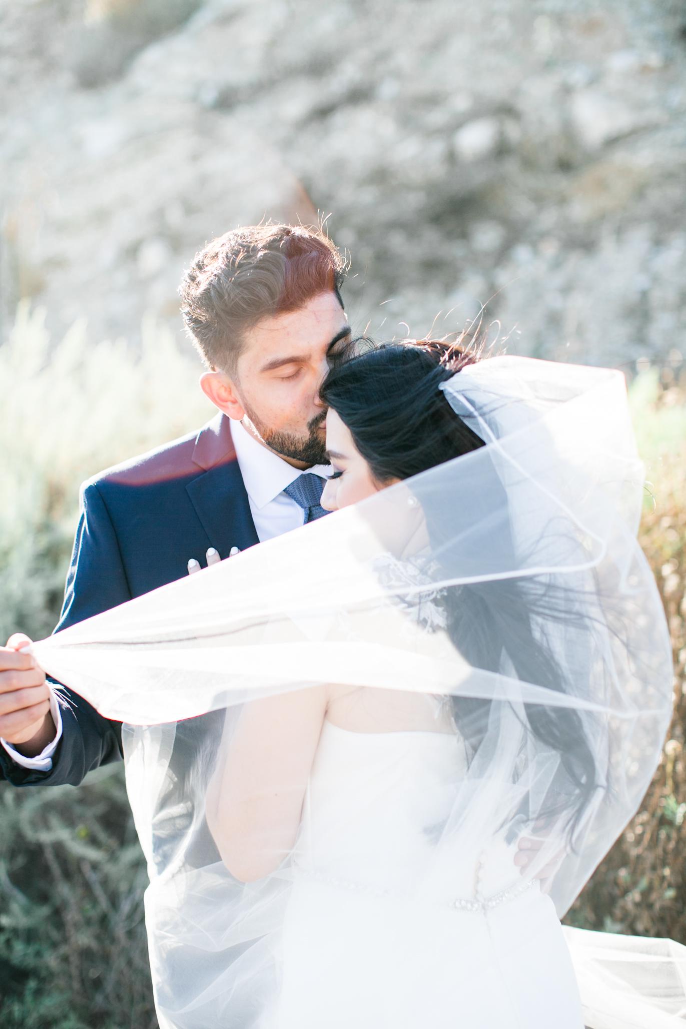 denver wedding photography romantic and soft