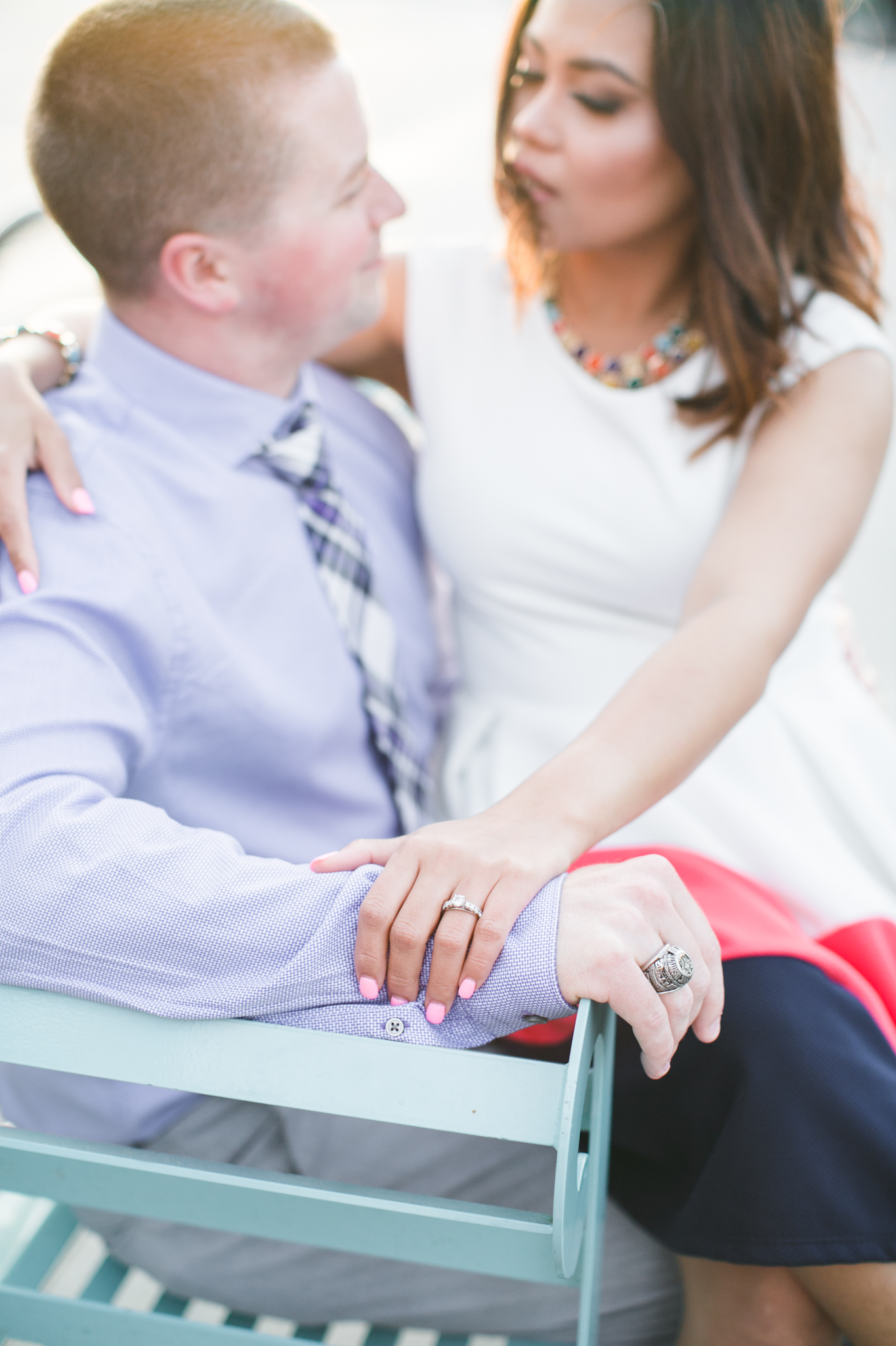 One of the best feelings is when old friends find you to take their engagement photos.