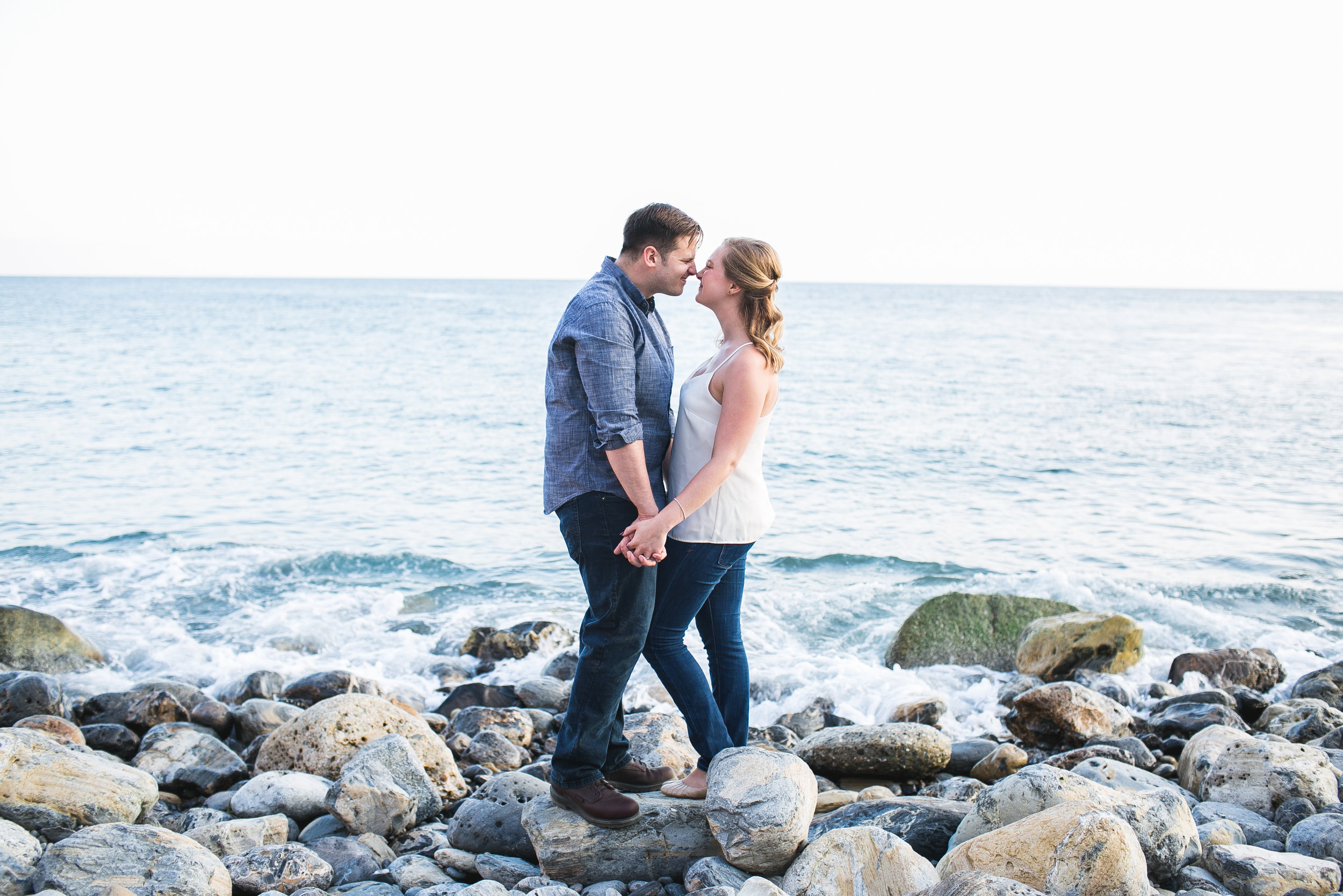 Corine and John took their engagement photos with me this year and their wedding is coming up January 2018!