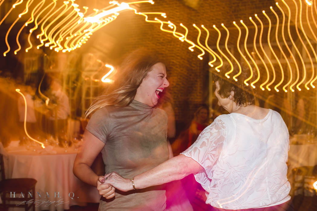 Reception dancing photos are the best to capture. Everyone just lets loose!