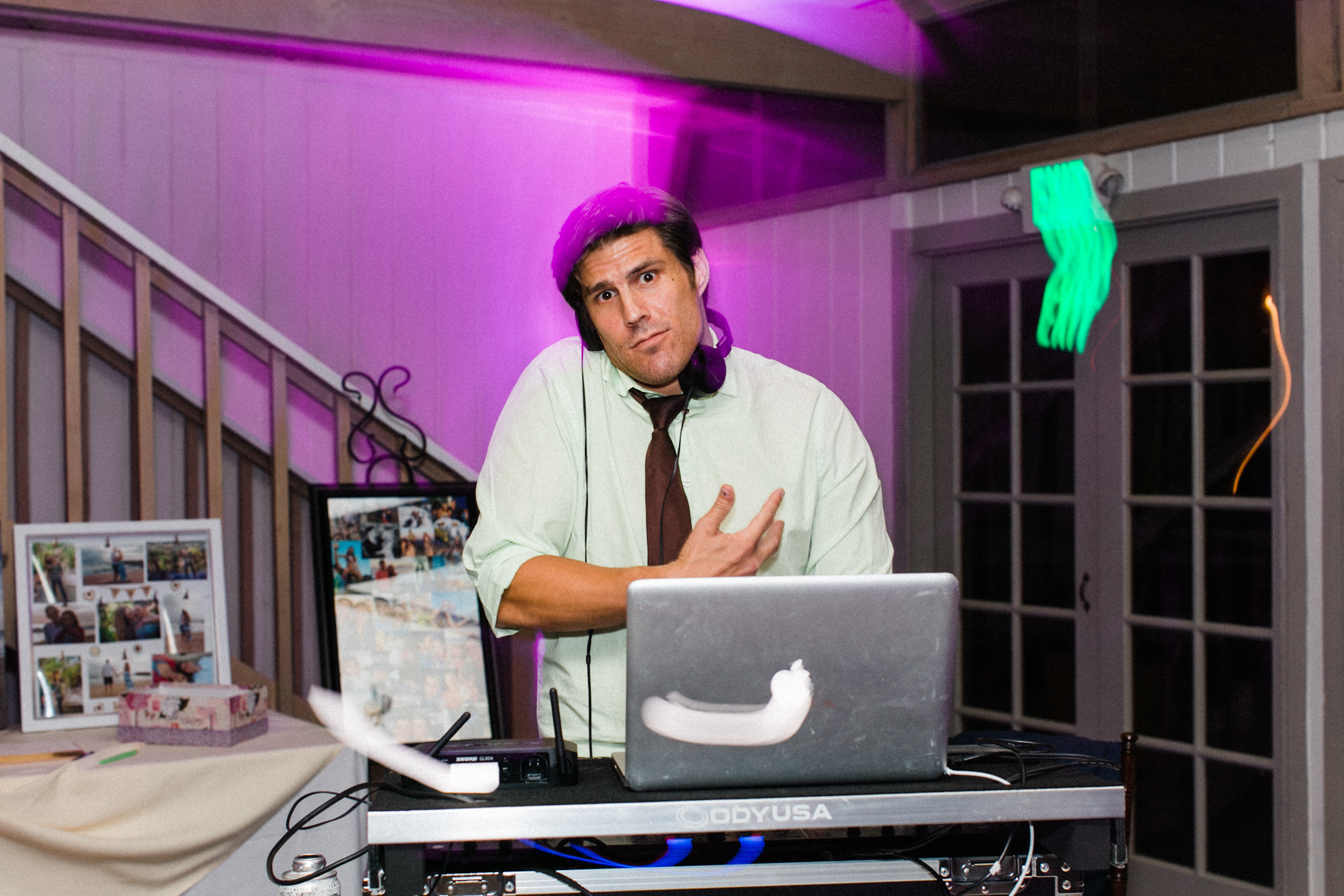 VOX DJs Wedding Reception Photography