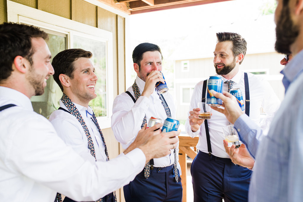 And of course these cheersing photos are always fun to capture!