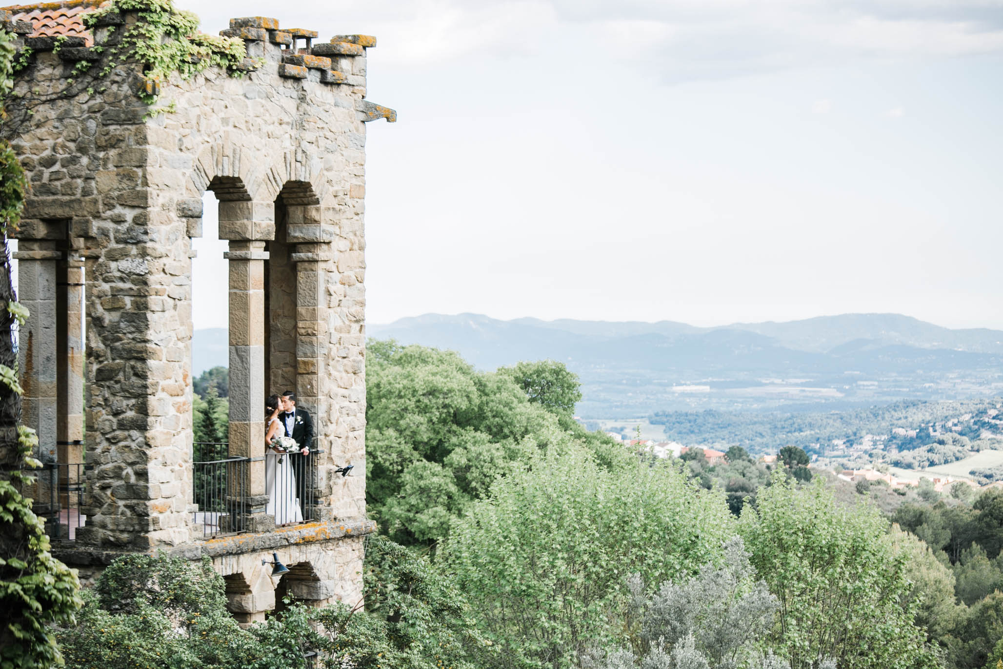 La Baronia Barcelona Destination Wedding