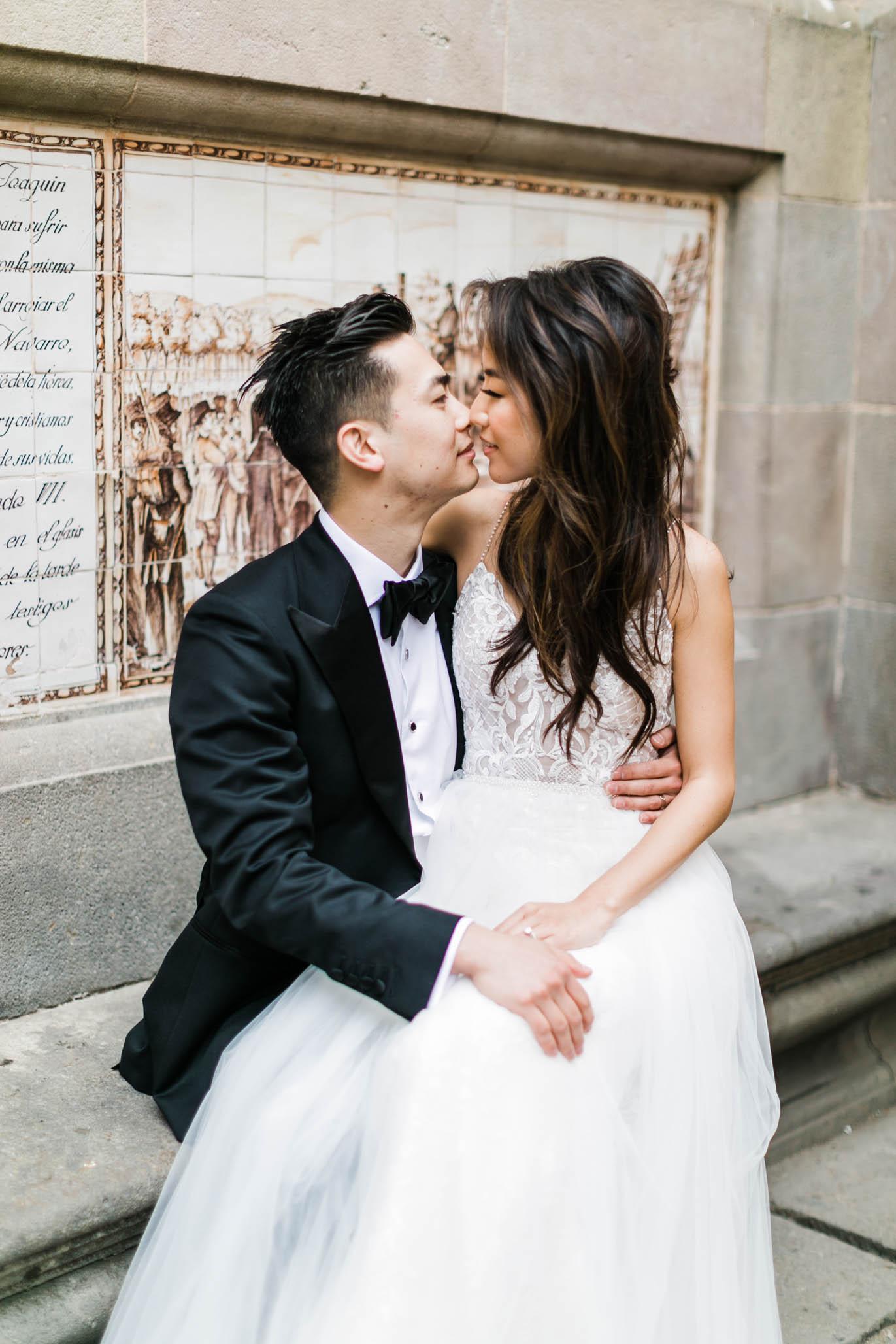 Barcelona Spain Destination Wedding Photographer