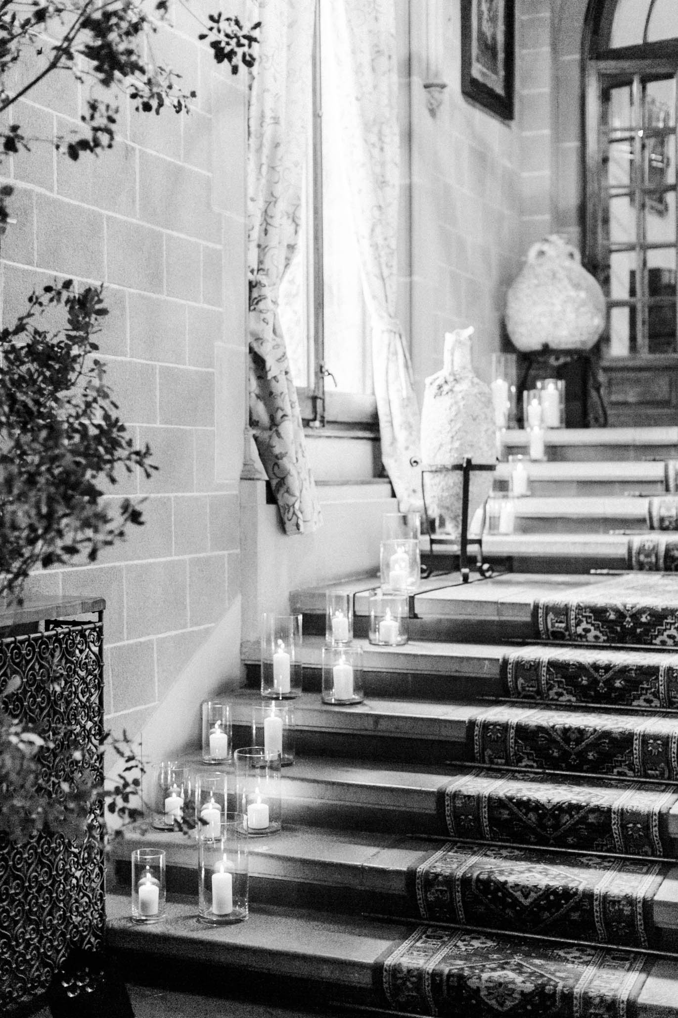 These were the entrance steps to the reception. Doesn't it look like it's straight out of a movie. The details are so genuine, so perfect, so romantic. I could really go on.