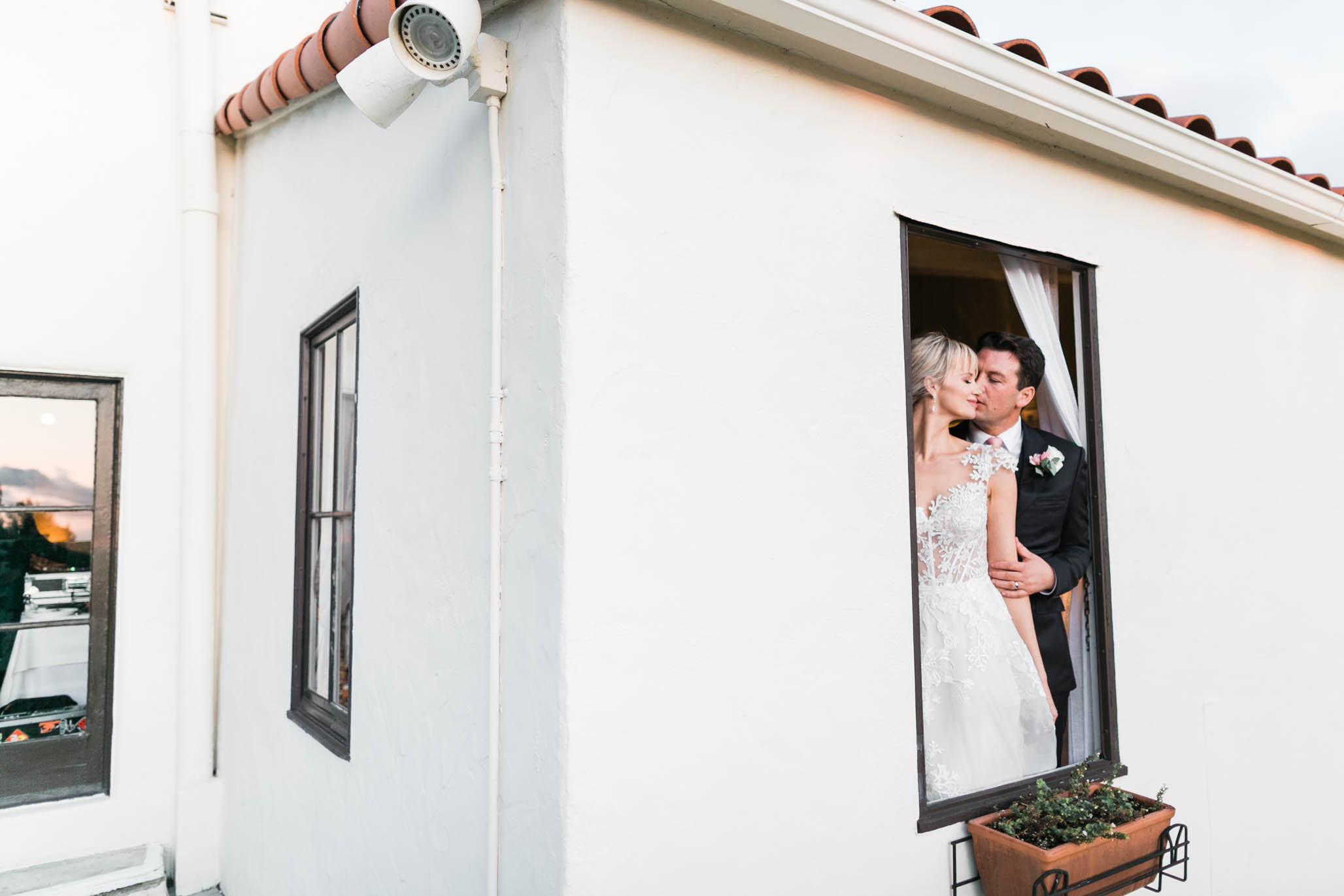 La Venta Inn California Wedding Photographer