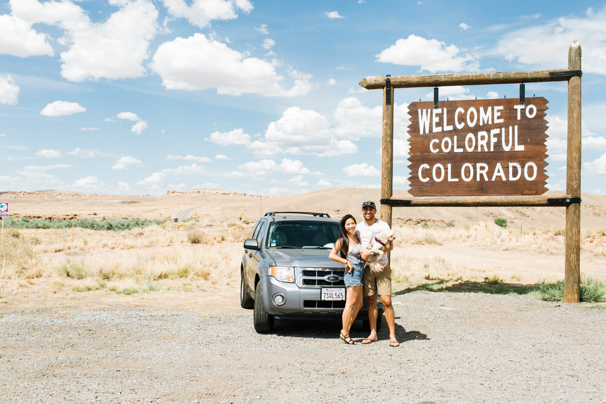 How to Photograph your road trip