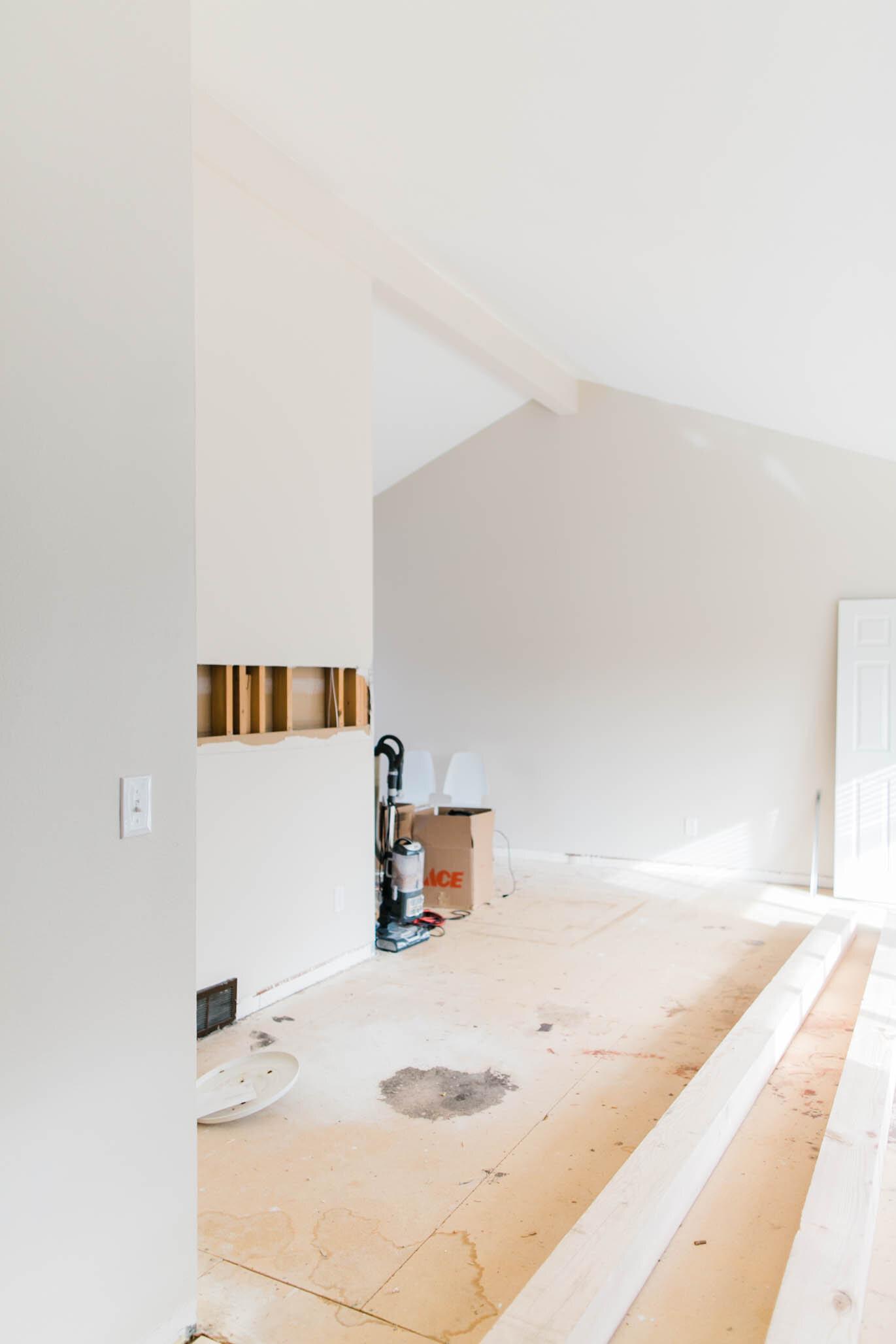 Denver Home Minimalist Remodel