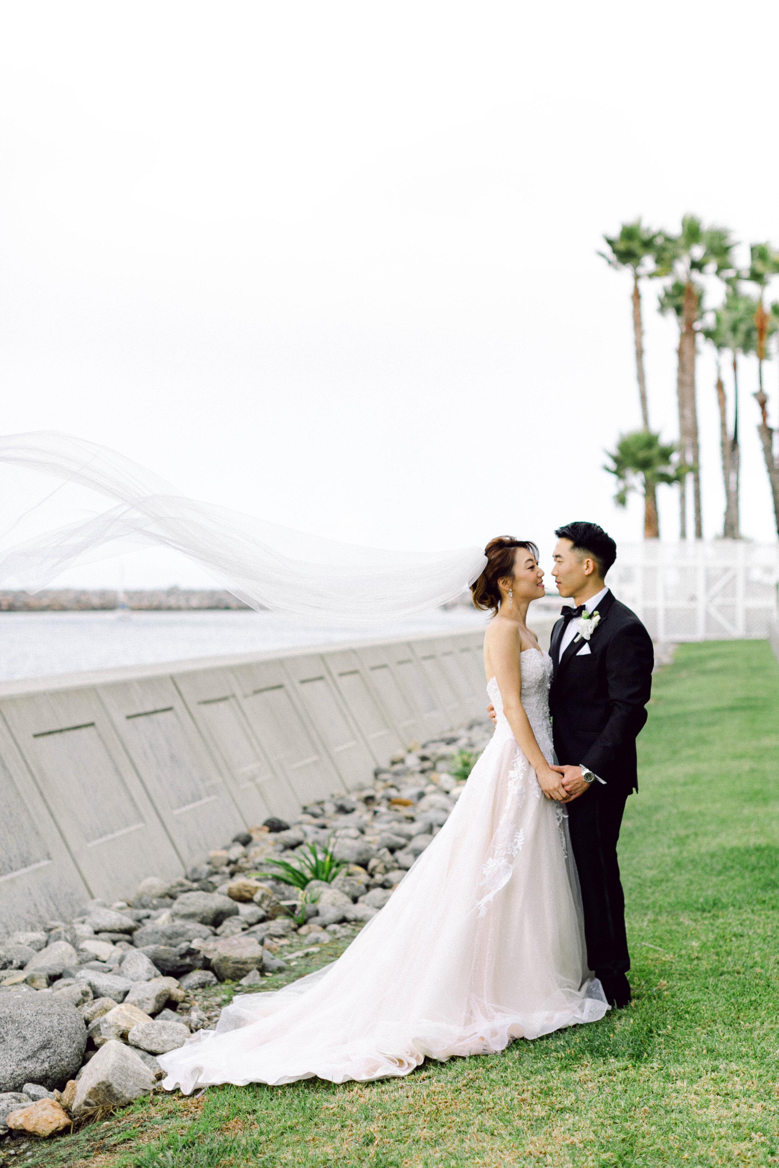 Redondo Beach Portofino Hotel & Marina Wedding