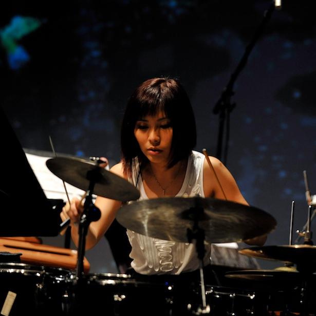 Principal Percussion  Jessie Chua
