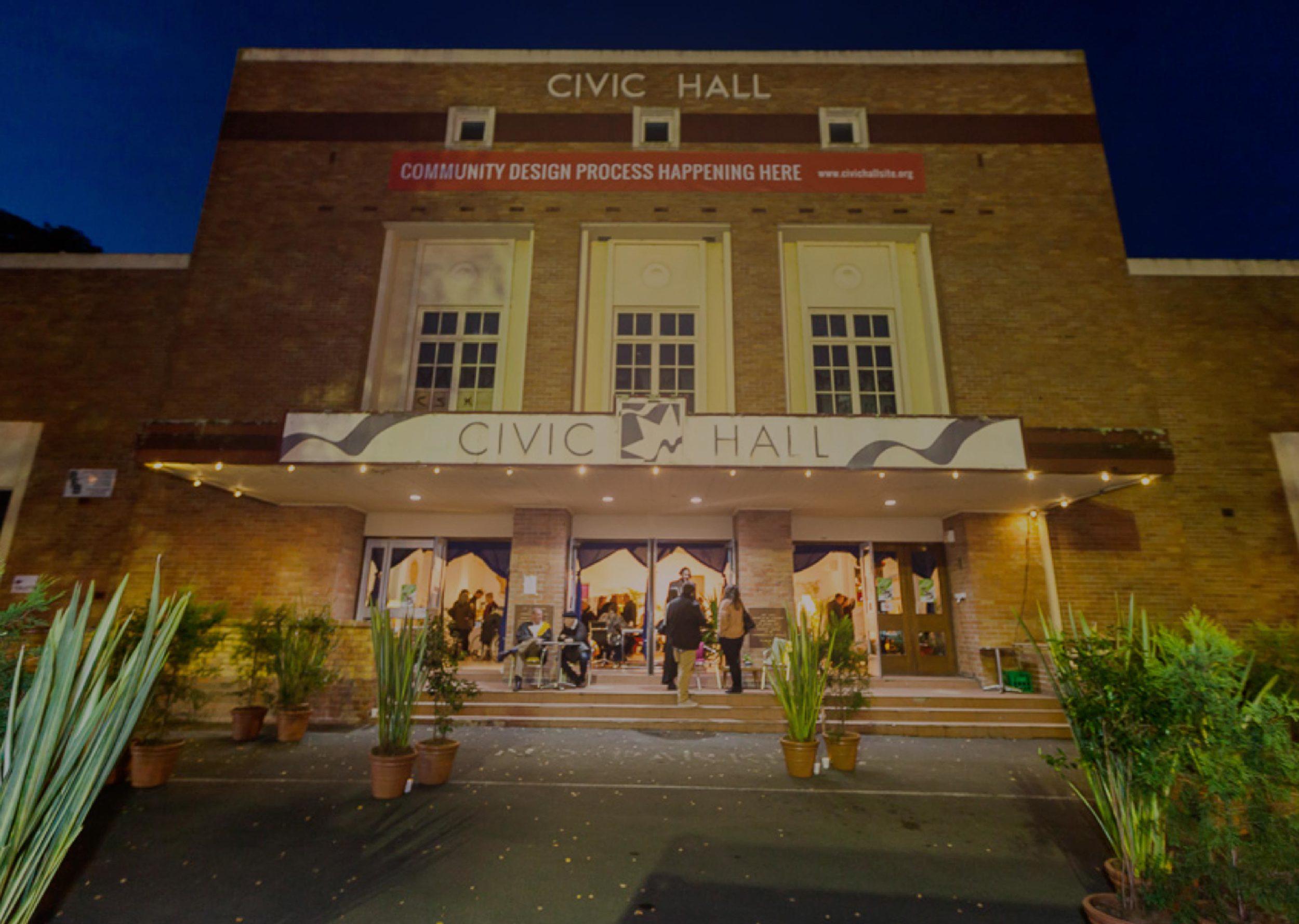 Here Studio Architects Ballarat - Civic Hall Site - Participatory Community Design Process