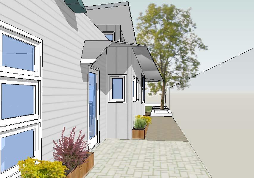 South kingsville extension rear entry garden exterior_Here Studio.jpg
