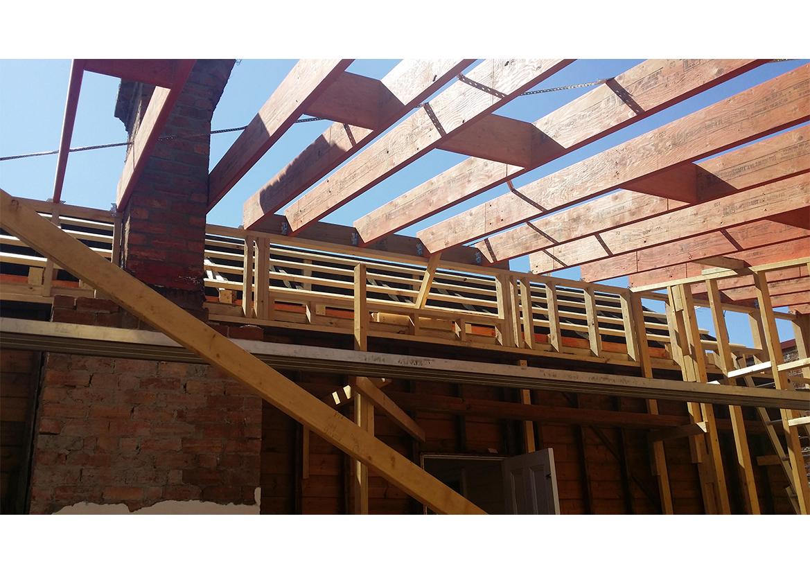 Little Berry renovation extension construction timber frame_Here Studio.jpg