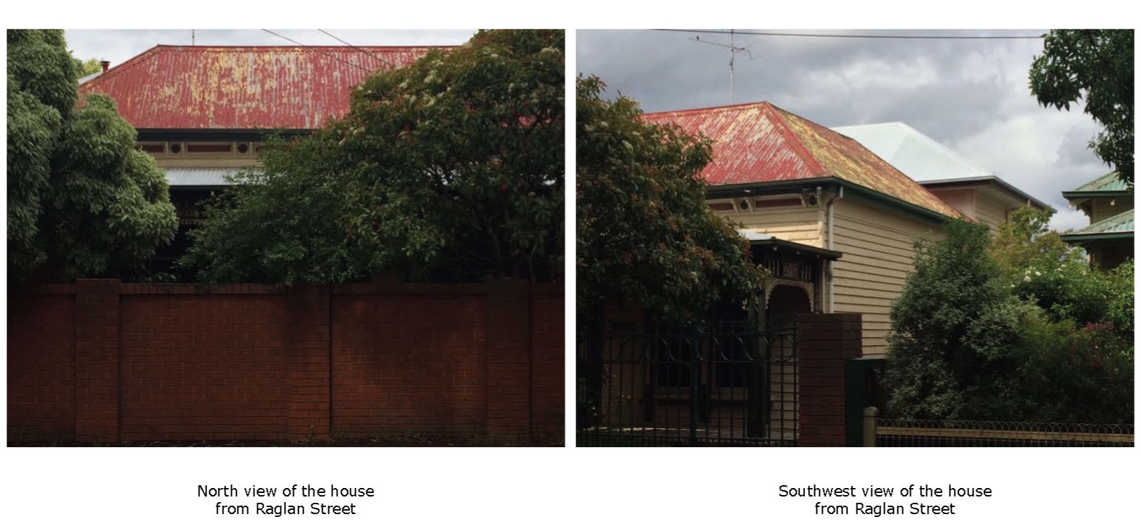 Heritage Architect Ballarat - fixing roofs, neighbourhood character