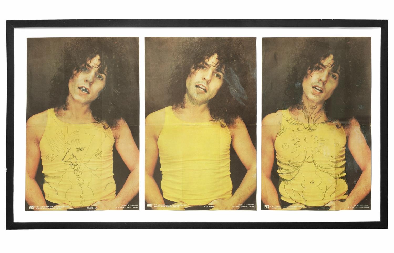Marc Bolan by RAW