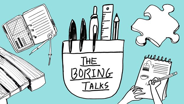 The Boring Talks