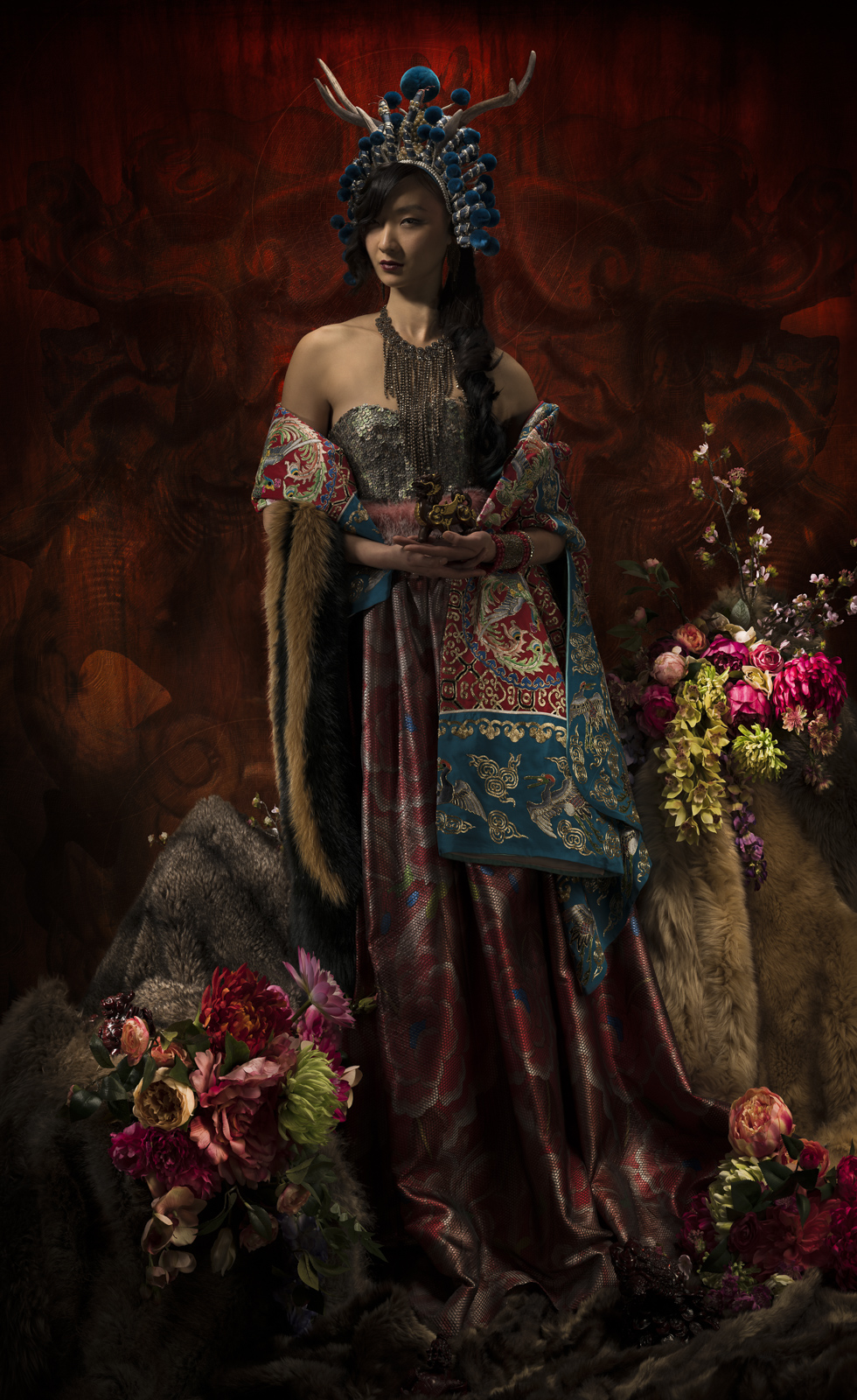 Celestial Consorts - Qilin