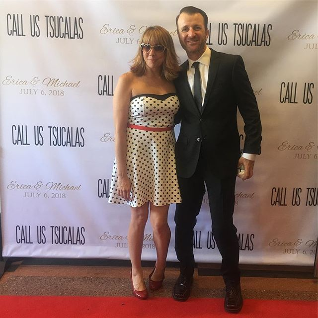 Mike & Erica's Wedding! #CallUsTsucalas